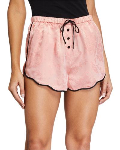 Tally Pajama Shorts