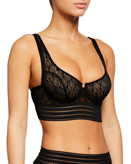 Belize Underwire Lace Bra