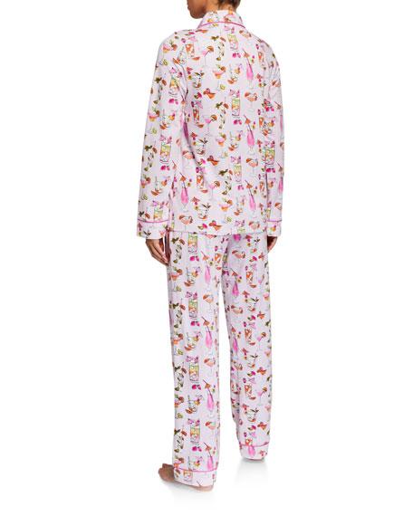 Umbrella Drinks Classic Pajama Set