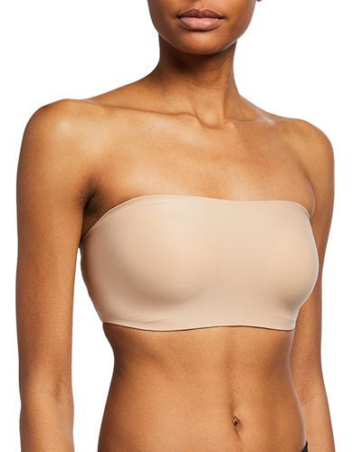 Soft Stretch Padded Bandeau Bra