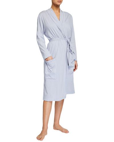 Kathie Organic Cotton Robe