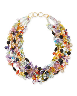 Meredith Frederick Catherine Multi-Strand Necklace