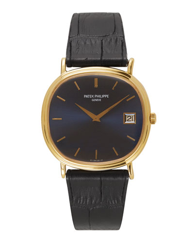 Patek Philippe 18k Yellow Gold Ellipse Watch, c. 1970s