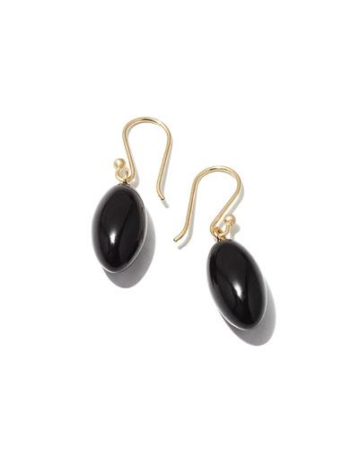 Onyx Berry Earrings
