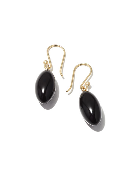 Onyx Berry Earrings