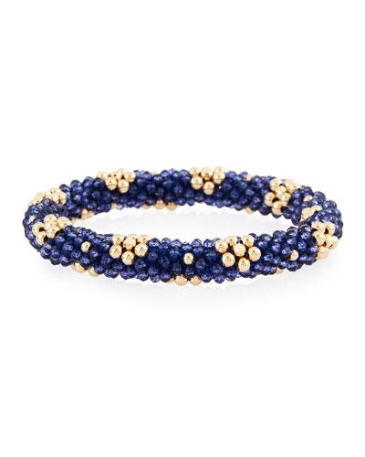 Latika 14K Gold & Zircon Bracelet