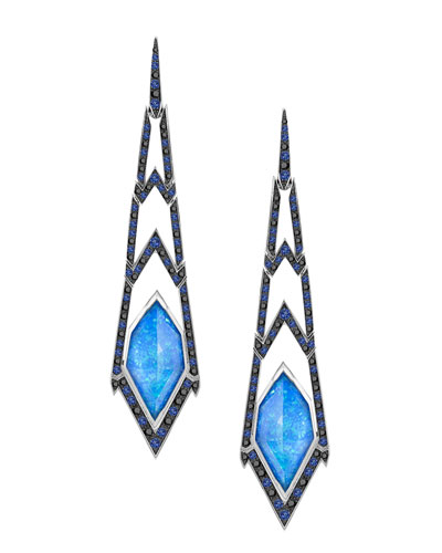 Lady Stardust Crystal Haze Earrings