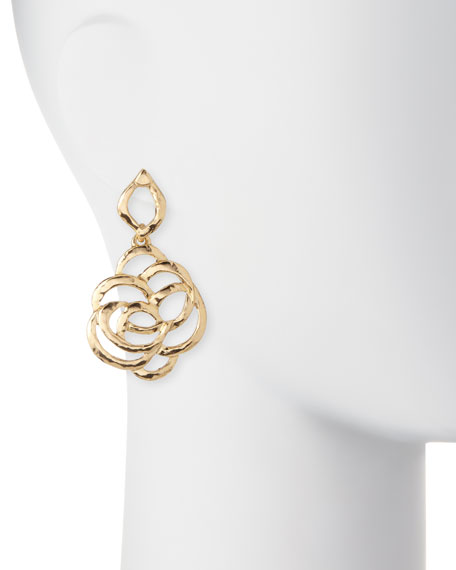 Intertwined Statement Earrings
