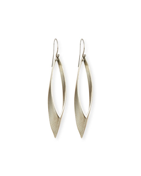 Talon Marquis Hoop Earrings