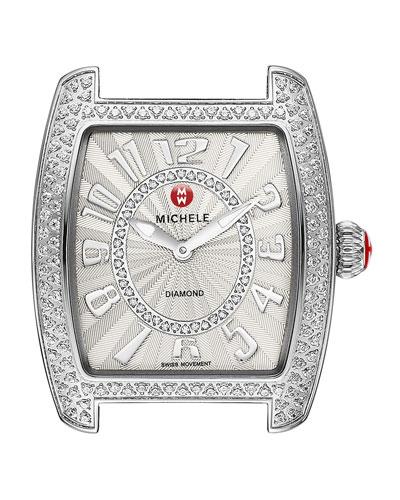 Urban Mini Diamond Stainless Watch Head
