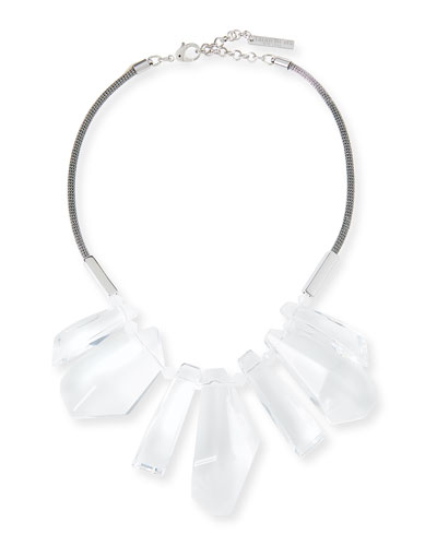 Prism Statement Necklace