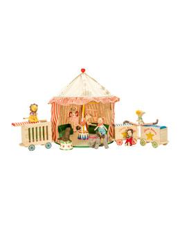 Set of 9 Circus Tent