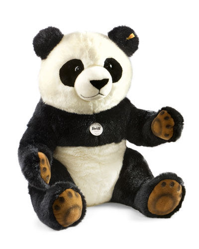 Pummy the Giant Panda Teddy Bear