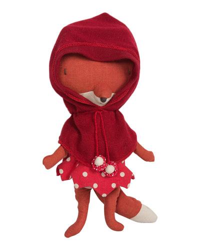 Red Hood the Fox