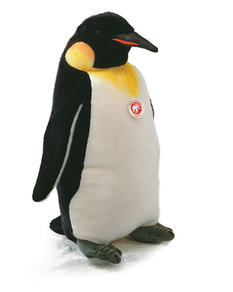 Penguin Stuffed Animal, 26""