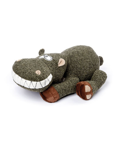 Hip Poppo Plush Toy, Gray