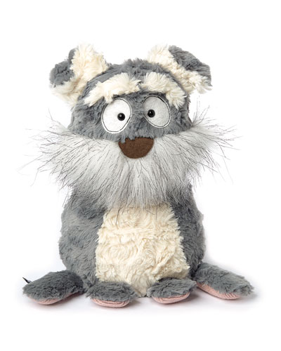 Mutt Mutty Plush Toy