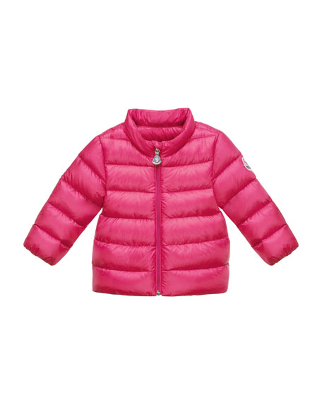 Joelle Quilted Tech Jacket, 6-24 Months