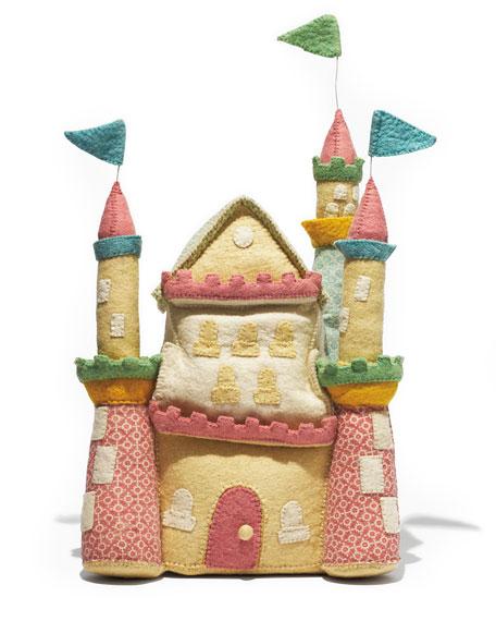 Wool Felt Castle, Multi