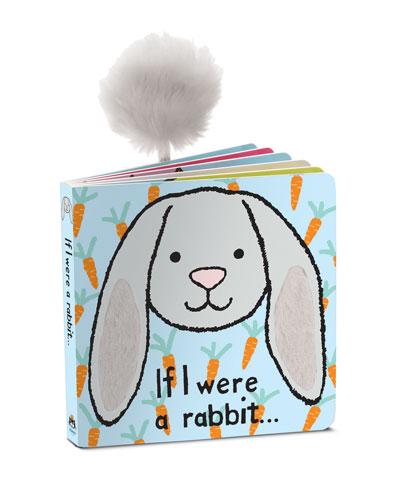 If I Were a Rabbit Cardboard Book