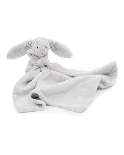 Bunny Soother Blanket, Gray