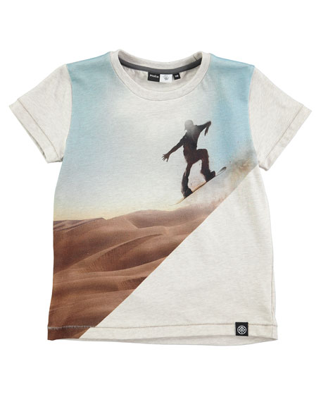 Rosinol Sandboarder T-Shirt, Sizes 4-12