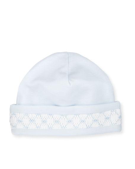 Kissy Kissy CLB Fall Pima Baby Hat, Light