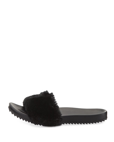 Girls' Rimba Slide Sandals, Youth