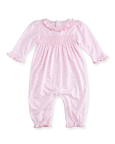 Tiny Tutus Print Coverall, Size 3-24 Months