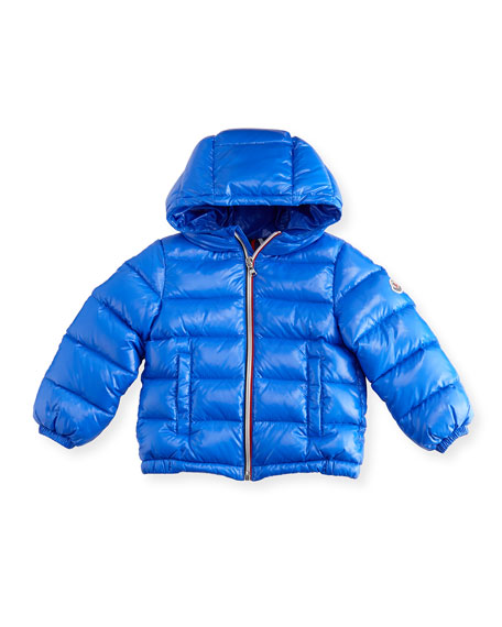 Moncler New Aubert Quilted Zip-Front Puffer Jacket, Size