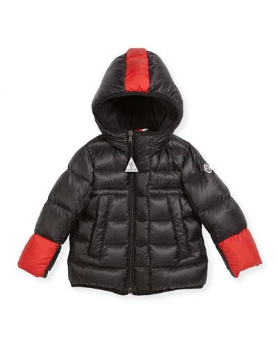 Boys' Drake Colorblock Down Jacket, Size 12M-3T