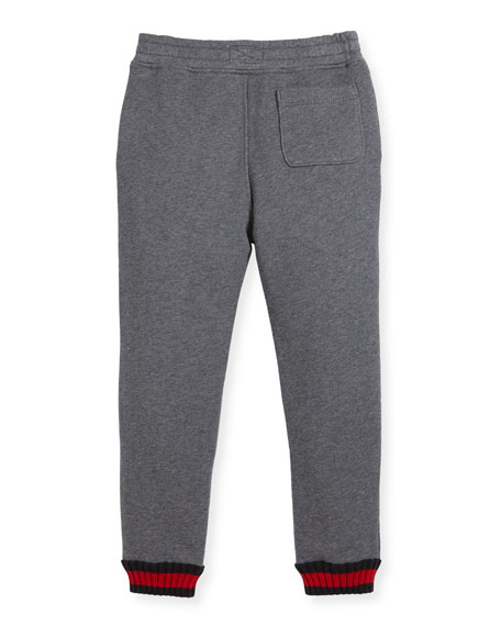Boys' Cotton Jogger Pants, Size 4-12