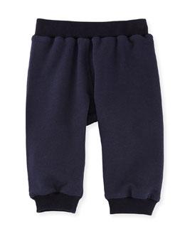 Logo Pocket Jogger Sweatpants, Size 12-24 Months