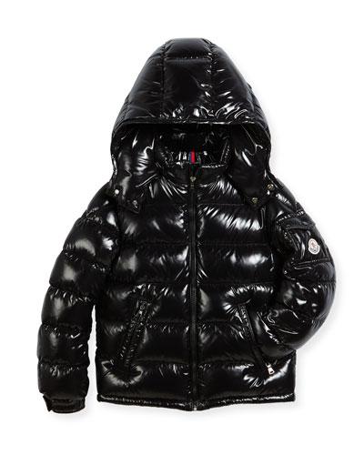New Maya Puffer Coat, Size 4-6