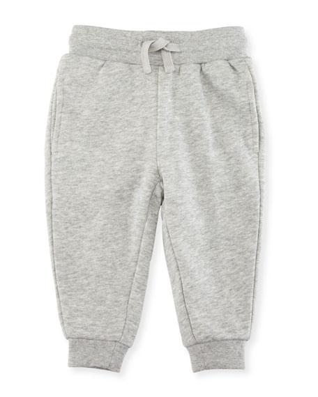 Zachary Basic Sweatpants, Gray, Size 3-36 Months