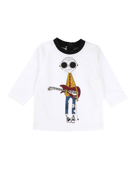 Mister Marc Essential Graphic Tee, Size 2-3