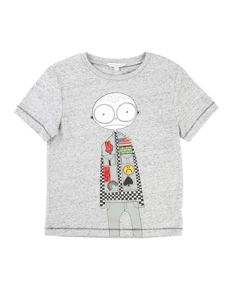 Mister Marc Essential Short-Sleeve Tee, Size 4-5