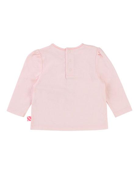 Teacup Kitten Jersey T-Shirt, Size 12-18 Months