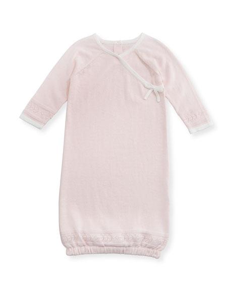 Angel Dear Take Me Home Cotton Pointelle-Knit Sleep