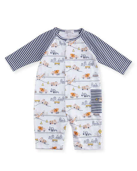 City Demo Pima Coverall, Size 3-24 Months