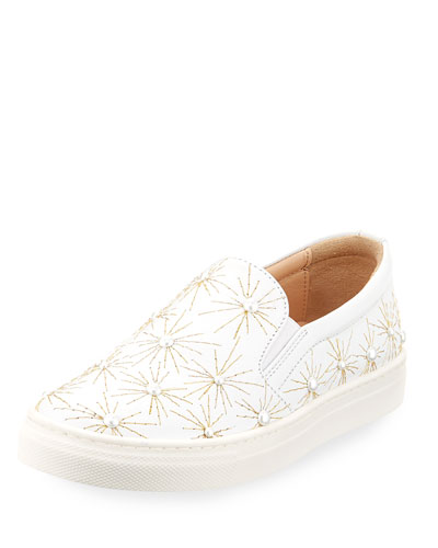 Cosmic Pearl Slip-On Sneaker, Toddler/Youth