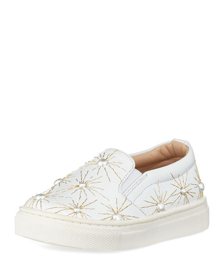 Cosmic Pearl Slip-On Sneaker, Infant