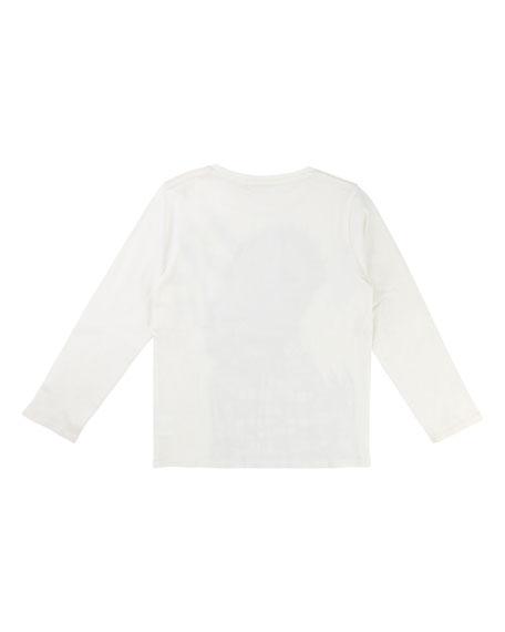 Dino-Man Graphic T-Shirt, Size 4-8