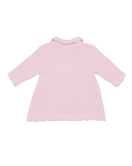 Knit Sweater Coat, Size 6M-2T