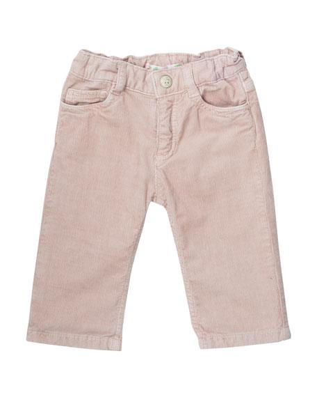 Corduroy Pants, Size 3 Months-2T