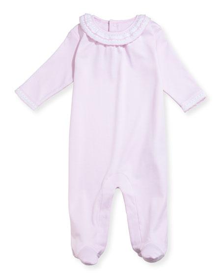 Kissy Kissy Fall Homecoming Footie Pajamas, Size Newborn-9M