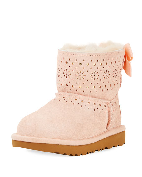 Dae Sunshine Perforated Boot, Toddler Sizes 6-12