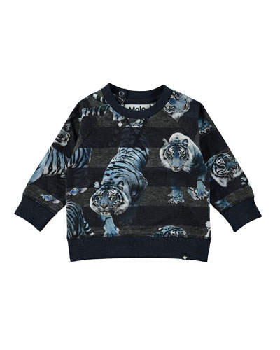 Long-Sleeve Sweatshirt, Size 12-24 Months
