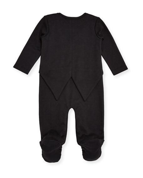 Tuxedo Footie Pajamas, Size 3-9 Months