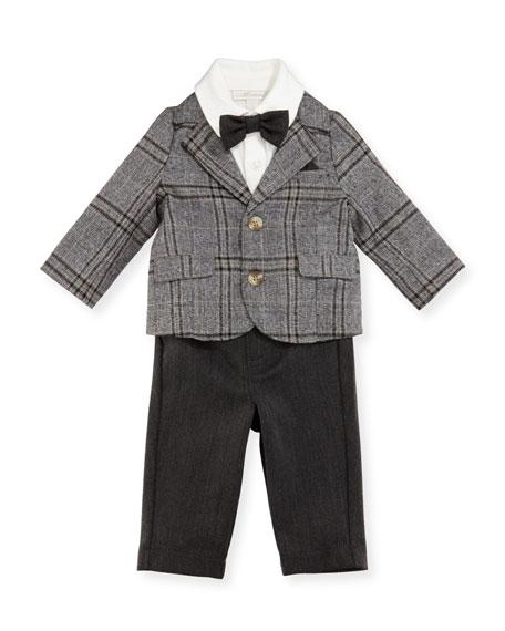 Suit Layette Set, Size 2-4